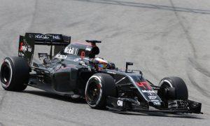 Vandoorne notes improved McLaren downforce