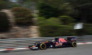 Sainz surprised by Toro Rosso pace in Monaco
