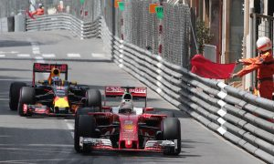 Vettel keen to move on from 'scrappy' day