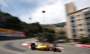 Magnussen caught out by understeer in crash