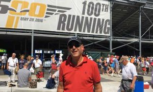 Ziv Knoll's Indy 500 diary