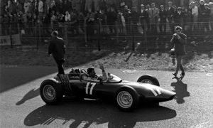 Graham Hill's championship ride