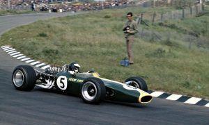 Jim Clark's milestone triumph for Formula 1