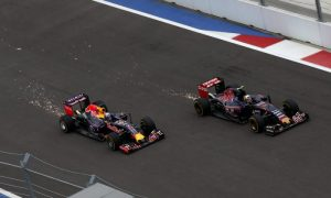 Red Bull and Toro Rosso to share technology in 2017
