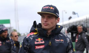 Verstappen wins second Driver of the Day Award