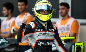 Force India confident in retaining Perez for 2017