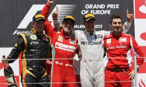 Alonso's emotional home win
