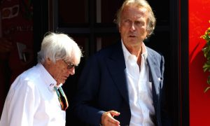 Ecclestone impossible to replace with one man - Montezemolo