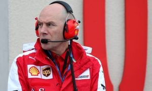Low tyre pressures not a factor for Ferrari's Jock Clear