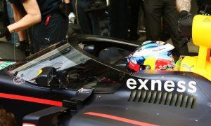 Red Bull stops Aeroscreen concept development