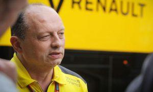 Baku issues 'just a one-off' - Vasseur