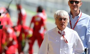 Ecclestone: Conscience 'absolutely' clear racing in Azerbaijan