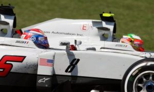 'Haas drivers treated equally, no favouritism', says Steiner