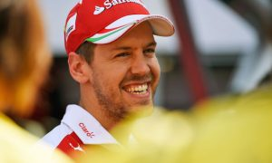 Vettel enjoys 'old style' Canadian GP
