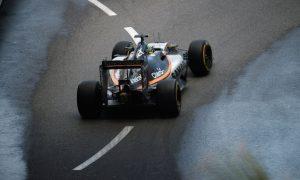 Force India upgrade led to Monaco podium
