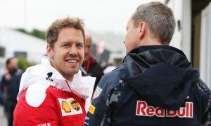 I can still win 2016 F1 title - Vettel