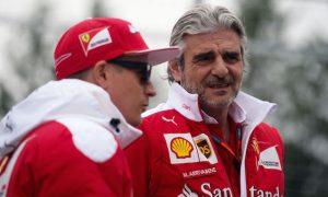 Ferrari in no rush to address Raikkonen contract for 2017