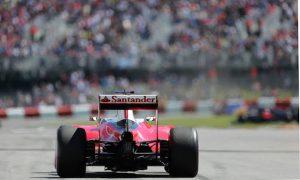 FIA increased rear wing load in Canada