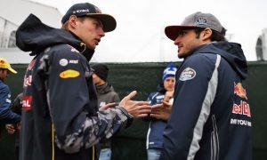 No pressure from new Sainz deal - Verstappen