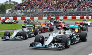 Rosberg targeting race starts in bid to beat Hamilton