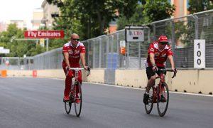 Raikkonen dismisses street circuit concerns