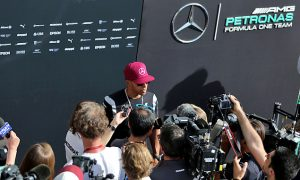 Baku 'a step into the unknown' for Hamilton