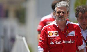 Arrivabene calls on Ferrari to improve for drivers