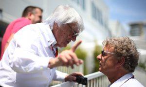 Ecclestone wants Baku night race in 2017