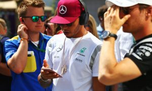 Hamilton 'seems less diligent and focussed' - Montagny