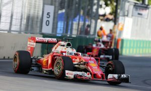 P2 'a great recovery' from Ferrari - Vettel