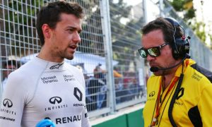 Palmer expecting to be 'more on it' in Austria