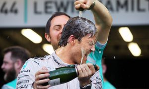 Baku a perfect, special race for Rosberg