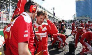 Radio restrictions are 'a joke' - Vettel