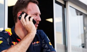 Red Bull's Horner not expecting major impact from Brexit