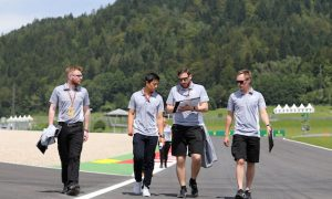 Haryanto hopes progress cements Manor F1 seat