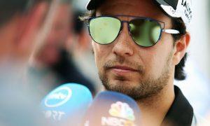 No contact with Ferrari - Perez