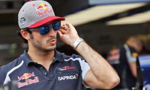 I have no power over Toro Rosso deal - Sainz