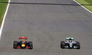 Rosberg enjoyed 'cool' Verstappen battle