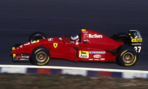 The last Frenchman to race for Ferrari