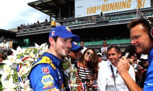 Former Manor star Alexander Rossi signs IndyCar extension