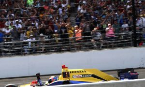 Breakfast with ... Alexander Rossi