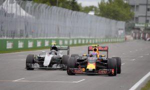 Verstappen hopes Red Bull can run Mercedes 'very close'