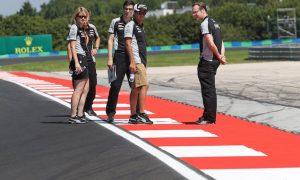New track limit sensors split opinion among F1 drivers
