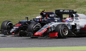 Haas would like to leapfrog McLaren by summer break