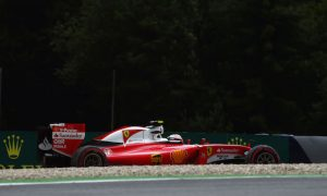 'Quite a messy day' for Raikkonen leaves Ferrari pace unknown