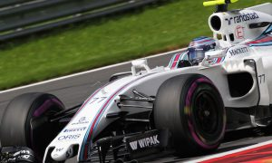 Bottas not entirely happy with car balance