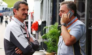 Steiner expecting 'rollercoaster' season for Haas