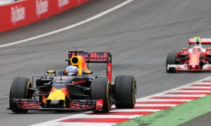 'I think I'm s**t now!' - Ricciardo