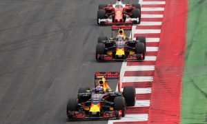 'I have to up my game' against Ricciardo - Verstappen