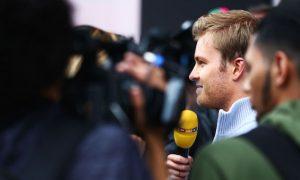 Racing Lewis 'the biggest thrill'- Rosberg